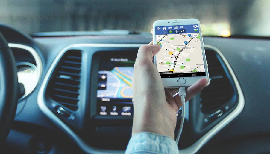 Do you need dedicated GPS devices?