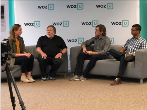 Alex & Wozniak